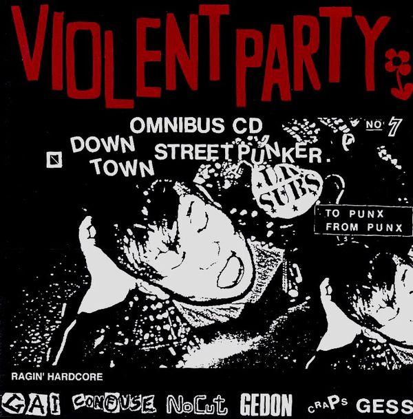 VIOLENT PARTY