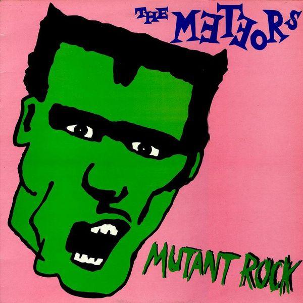 Meteors - Mutant Rock - front