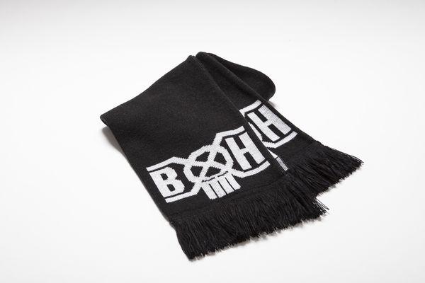BHFA BxH Logo Muffler ¥7,000+tax
