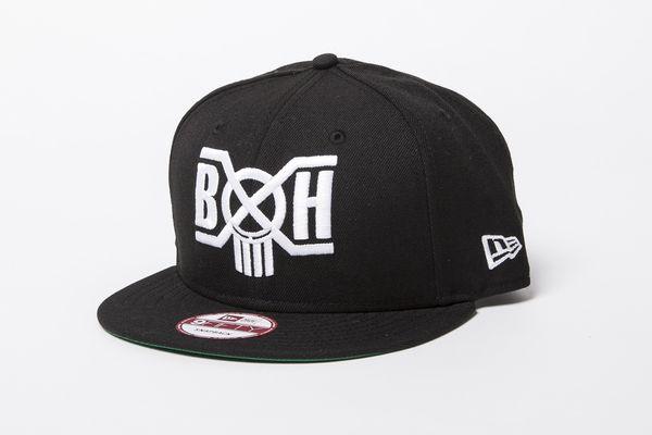 BHFA BxH : NewEra Logo 9 fifty Side