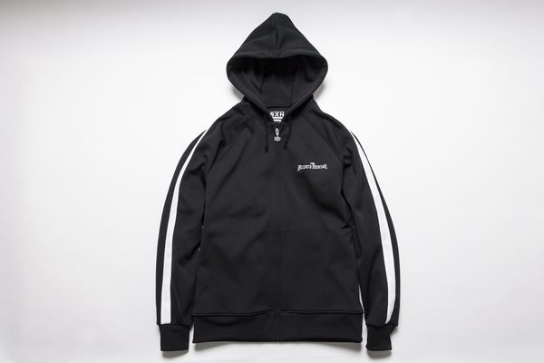 BHLC BxH Hooded Jersey ¥19,800+tax