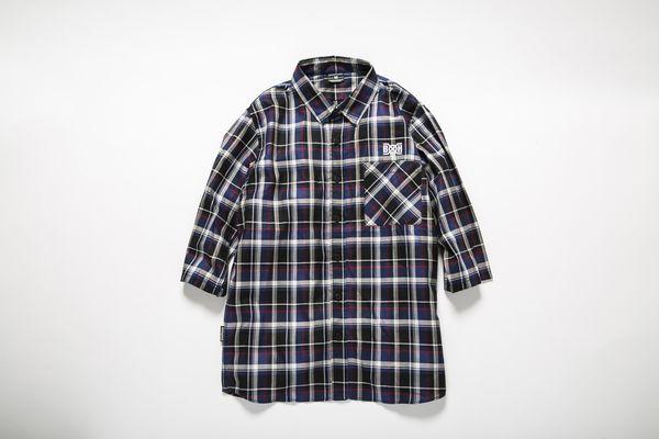 BHSH BxH Check 3:4 Shirts ¥14,800+tax