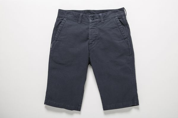 BHPN BxH Washed Half Pants Front ¥17,800+tax
