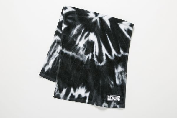 BHFA BxH Tie-dye Face Towel ¥2,600+tax