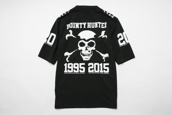 BHSC BxH 1995-2015 Football Shirts Back