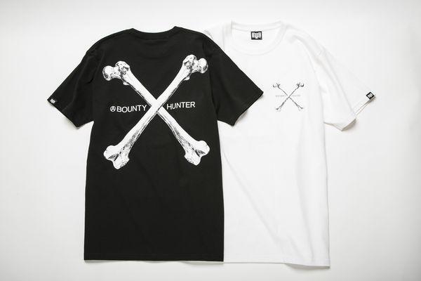 BHST BxH Bones Tee ¥5800+tax