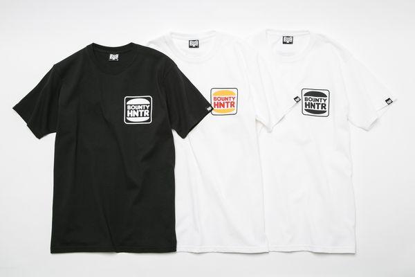 BHST BxH Burger Tee ¥5,800+tax