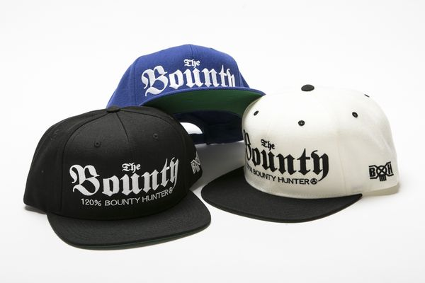 BHFA BxH Snap Back Cap ¥5,800+tax