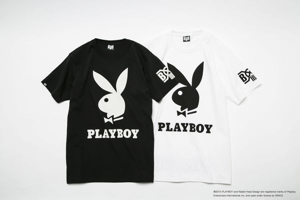 BPST BxH:PLAY BOY Tee ¥6,000+tax