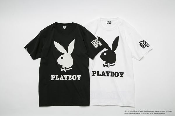 BPST BxH:PLAY BOY Tee ¥6,000+tax