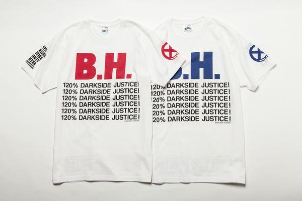 BHST BxH B.H Tee White¥5,800+tax