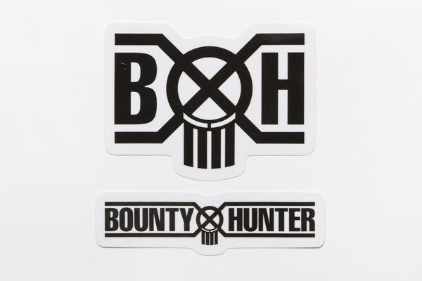 BHFA BxH Logo Sticker Set ¥1,000+tax