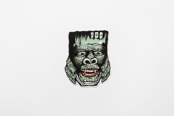 BHFA BxH Small Sketch Monster Sticker¥500+tax