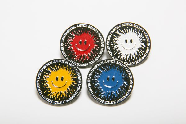 BHFA BxH Betcha Pins 2 ¥1,400+tax