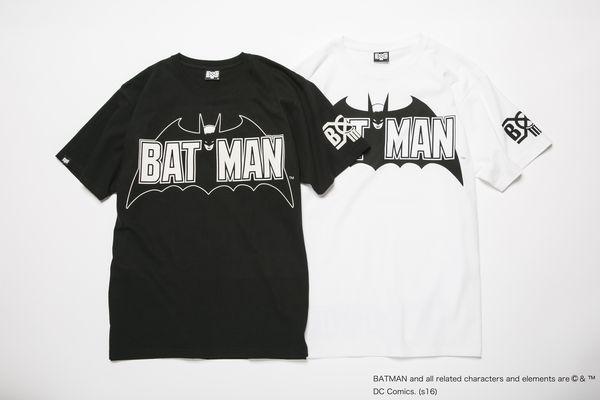 BBST BxH:BATMAN Tee 1 ¥6,000+tax
