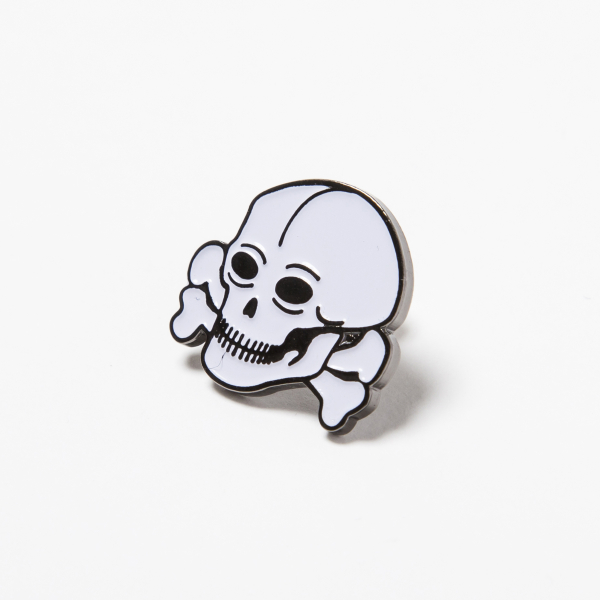 BHFA BxH Ultra Skull Pin2 ¥1,400+tax