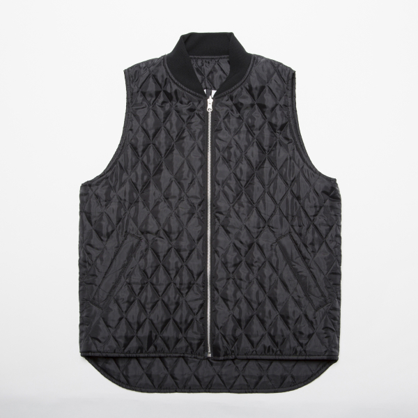 BHJK BxH Quilting Vest3 Reversible ¥28,800+tax