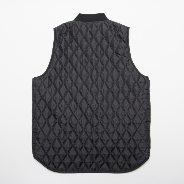 BHJK BxH Quilting Vest4 Reversible ¥28,800+tax