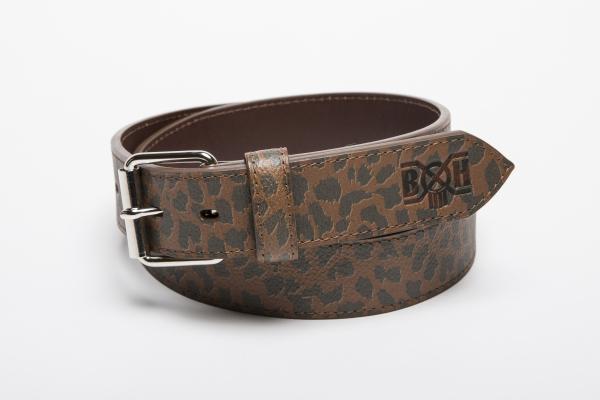 BHFA BxH Leopard Belt ¥15,800+tax