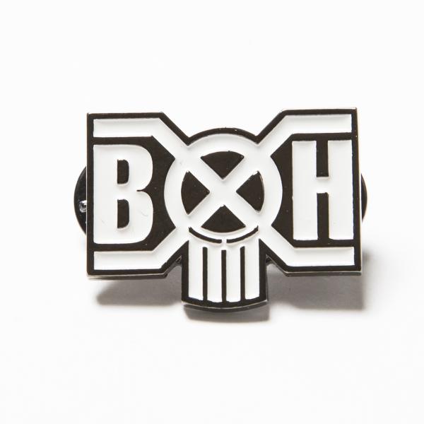 BHFA BxH Logo Pin ¥1,600+tax