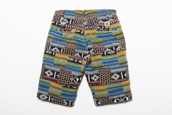 BGPN BxH : GARA Half Pants-Back ¥18 000+tax