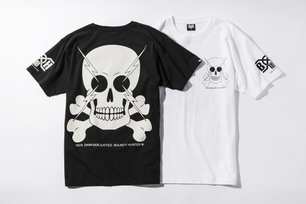 BHST BxH Blitzkrieg Skull Tee ¥5 800+tax