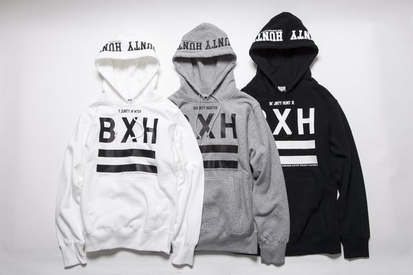 BHLC BxH =Pullover Pk ¥13,800+tax