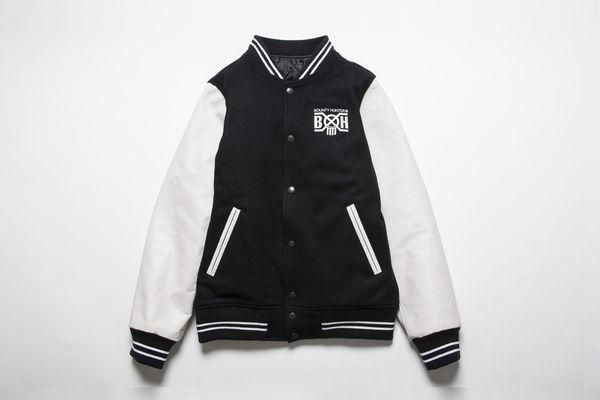 BHJK BxH Varsity Jkt ¥68,000+tax