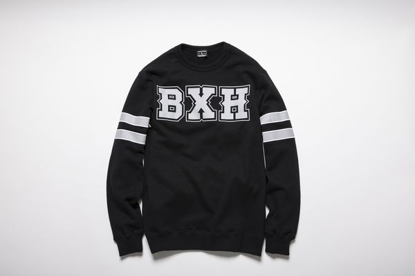 BHLC BxH Football Logo Crew Neck Sw ¥16,800+tax