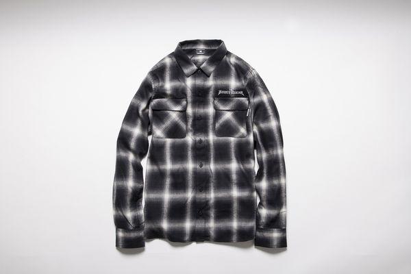 BHSH BxH Check Shirts ¥17,800+tax
