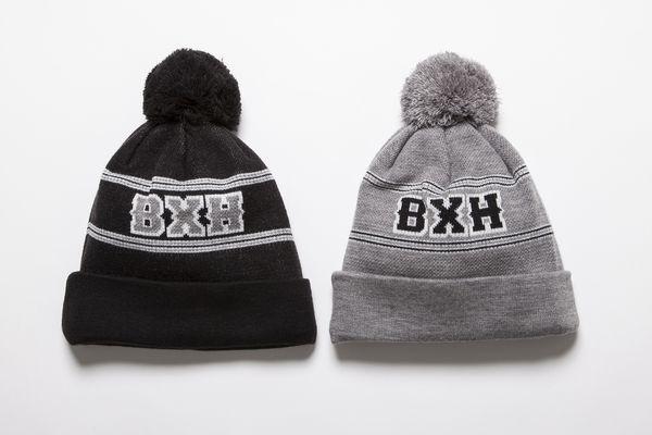 BHFABxH Football Logo Knit Cap ¥6,800+tax