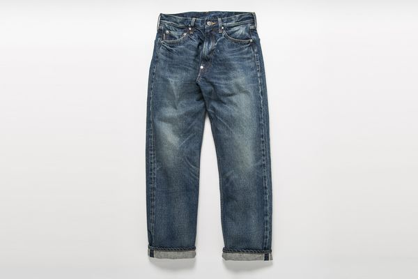 BHPN BxH damaged Classic fit Denim Pants Front ¥19,800+tax