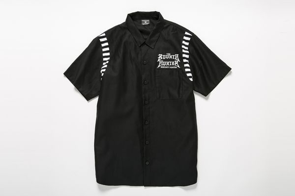 BHSH BxH Bowling Shirts Front ¥15,800+tax