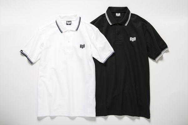 BHSC BxH Line Polo Shirts ¥6,800+tax