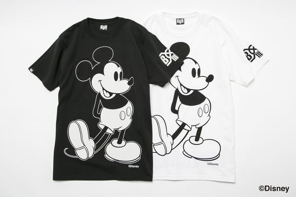 BDST BxH:MICKEY Tee ¥6,000+tax