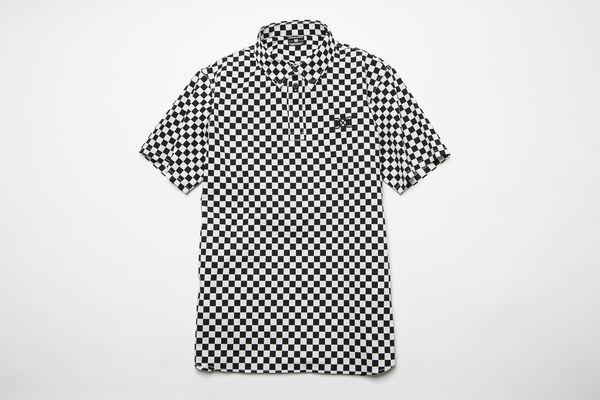 BHSH BxH Checker Pull-over Shirts ¥13,800+tax