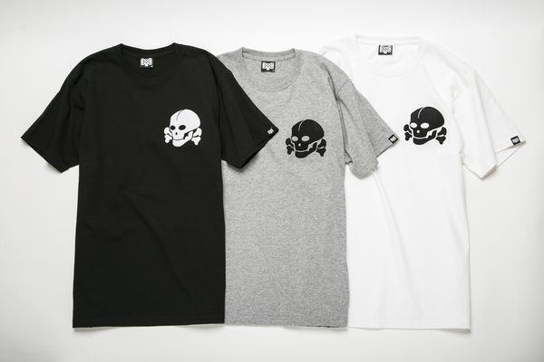 BHSC BxH Sawing Skull Tee ¥6,800+tax