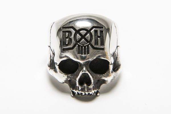 BDFA BxH:Dog State Skull Pinkie Ring ¥27,800+tax