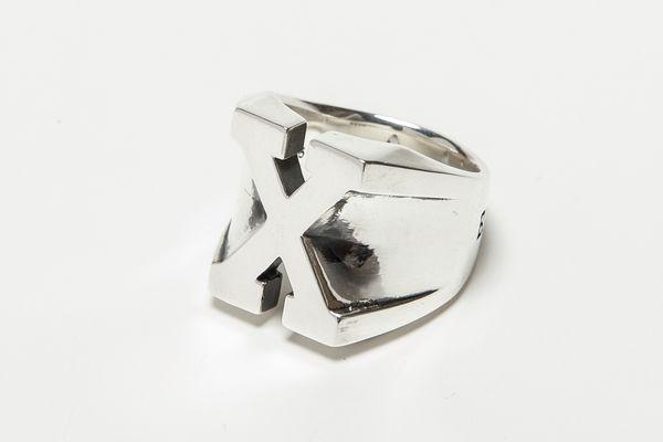 BHFA BxH X Ring ¥17,000+tax