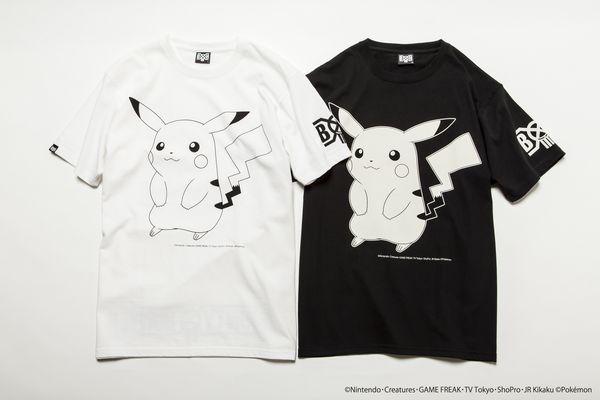 BPST BxH : Pikachu Tee ¥6,000+tax