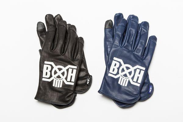 BSFA BxH : ST Line Leather Glove ¥11,800+tax