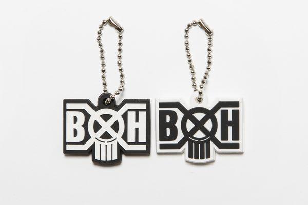 BHFA BxH Logo PVC Key Holder ¥1,800+tax