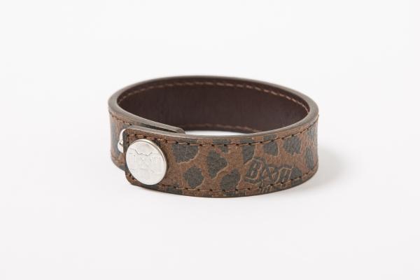 BHFA BxH Leopard Wrist Band ¥2,800+tax
