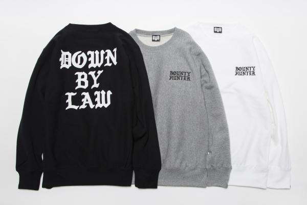 BHLC BxH Down By Law Crew Neck Sw ¥12,800+tax