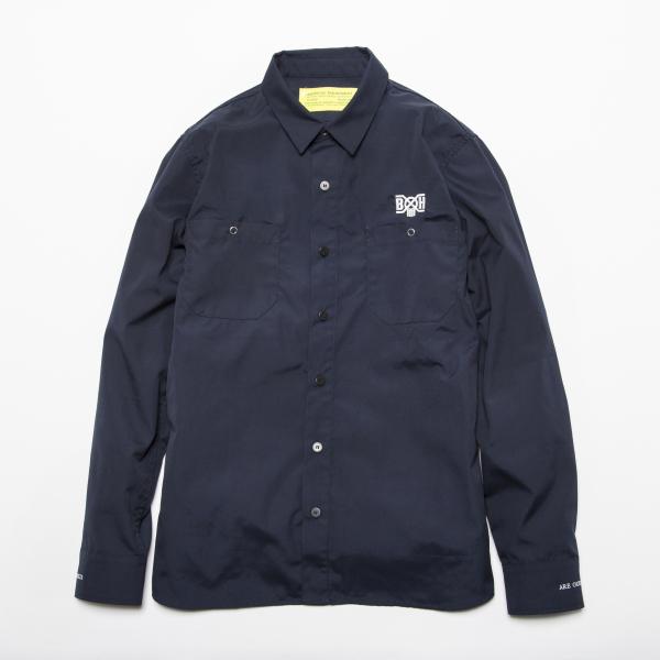 BHSH BxH Chemical Work Shirts ¥17,800+tax