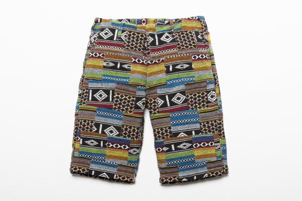 BGPN BxH : GARA Half Pants ¥18 000+tax