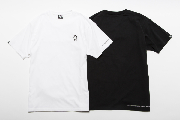 BHSC BxH Hensley Embroidery Tee ¥6 000+tax