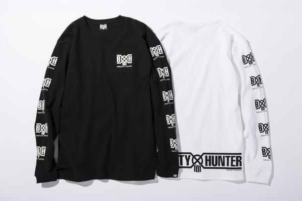 BHLC BxH Small Logo L:S Tee ¥7 000+tax