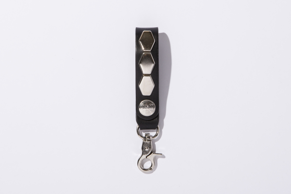BHFA BxH Hexagon Studs Key Holder ¥2 800+tax