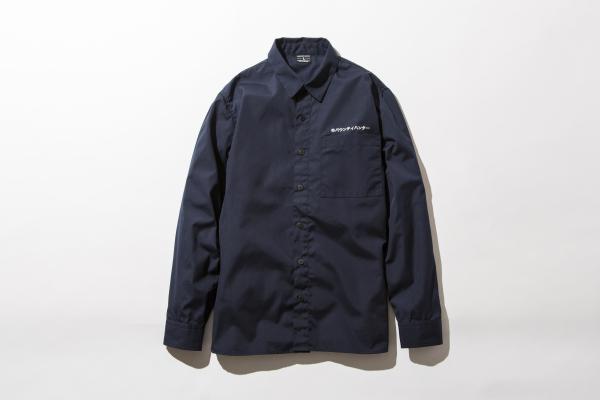 BHSH BxH カタカナ Work Shirts ¥15 800+tax
